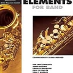 Essential Elements For Band Tenor Sax Bk 2