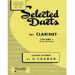 Selected Duets for Clarinet Vol. I
