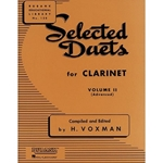 Selected Duets for Clarinet Vol. II