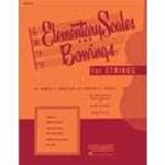 Elementary Scales & Bowings for Viola