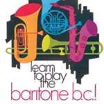 Learn To Play Baritone BC Bk. 1
