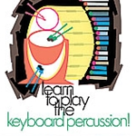 Learn To Play Keyboard Perc. Bk 1