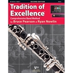 Tradition of Excellence TOE Book 1 - Bb Clarinet