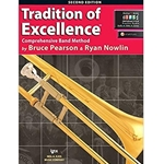 Tradition of Excellence TOE Book 1 - Trombone