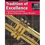 Tradition of Excellence TOE Book 1 - Bb Trumpet/Cornet