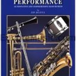 Premier Performance Bar Treble Clef Bk 1