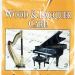 Wood & Lacquer Polishing Cloth