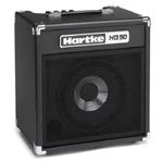"Hartke 50W 1x10"" Combo Amplifier for Electric Bass"