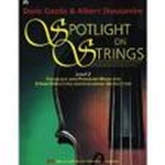 Spotlight On Strings Cello Bk 2