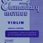 Rubank Elementary  Method Violin