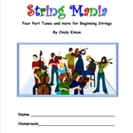 String Mania Cello Book 1