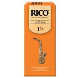 Daddario ance sax alto Rico 2.5 box da 3