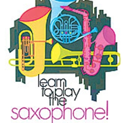 Learn To Play Alto Sax BK 1