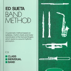 Ed Sueta Band Method Bar. Bass Clef Bk 2