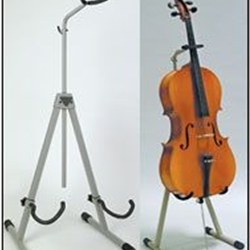 the music shop cello bass stand. Black Bedroom Furniture Sets. Home Design Ideas