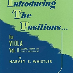 Introducing the Positions Vol 2 - Viola