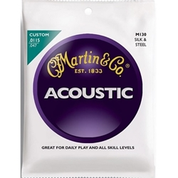 Martin Silk & Steel String Set